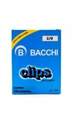 CLIPE GALV 2/0 C/ 500G BACCHI