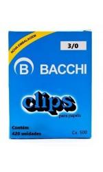 CLIPE GALV 3/0 C/ 500G BACCHI