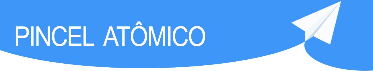 PINCEL ATÔMICO