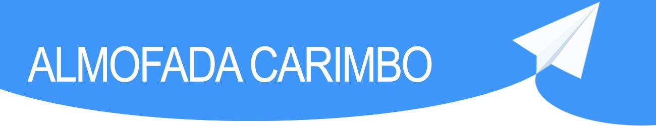 ALMOFADA CARIMBO