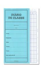 DIARIO DE CLASSE MENSAL PACHECO
