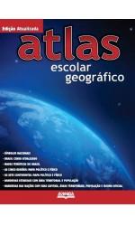 ATLAS ESCOLAR GEOGRÁFICO ED. AV. GRÁFICA