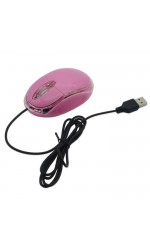 MOUSE ÓPTICO C/ FIO USB COLOR R.WIT-234